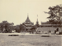 Government House, Mandalay